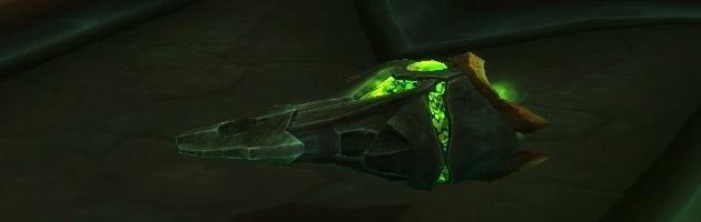 L'Intercepteur M.G.U. est un jouet qui peut être obtenu dans la table de butin de Vishax