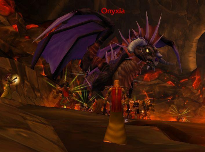 La cape en écailles d'Onyxia était un objet indispensable mais très compliqué à crafter