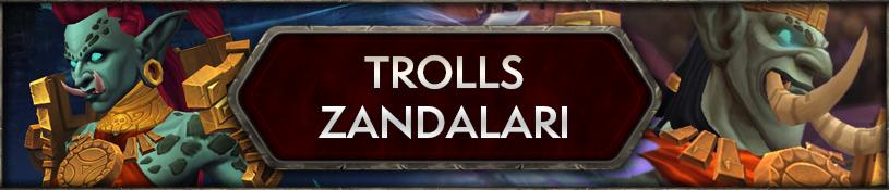 Trolls zandalari race alliee WoW