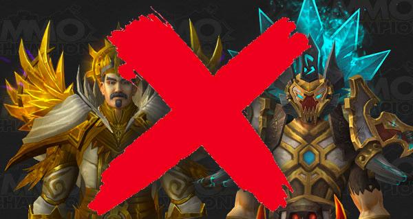 battle for azeroth : pas de bonus d'ensembles d'armures de raid prevu
