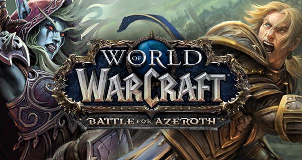 battle for azeroth : histoire de l'extension