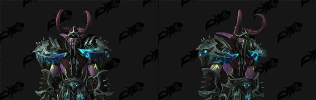 T21 Chasseur de démons Mythique