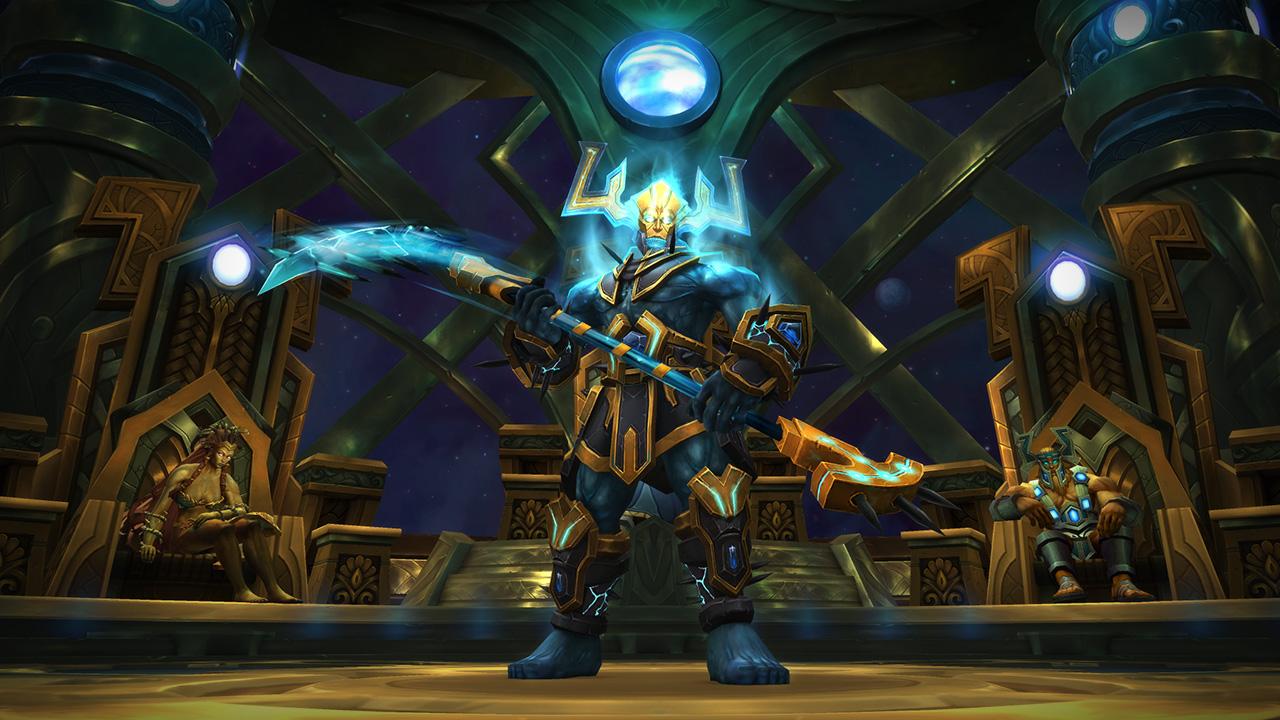 Venez à bout d'Argus l'Annihilateur en mode mythique avant le patch 8.0 pour débloquer un tour de force
