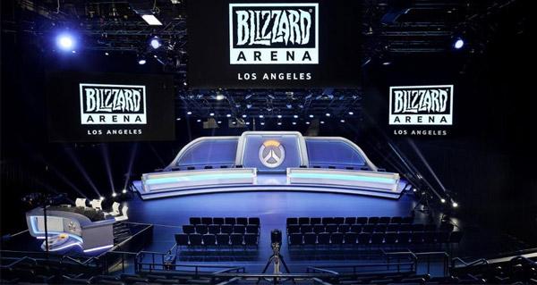 la blizzard arena la ouvre officiellement ses portes ce week-end
