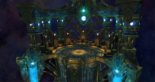 antorus, le trone ardent : la musique du siege du pantheon