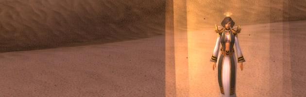 Zidormi parle du passé macabre du désert de Silithus