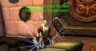 Améliorez vos légendaires grâce à Vridiel