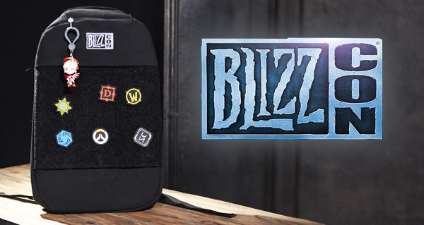 blizzcon 2017 : decouvrez le goodie bag en exclusivite