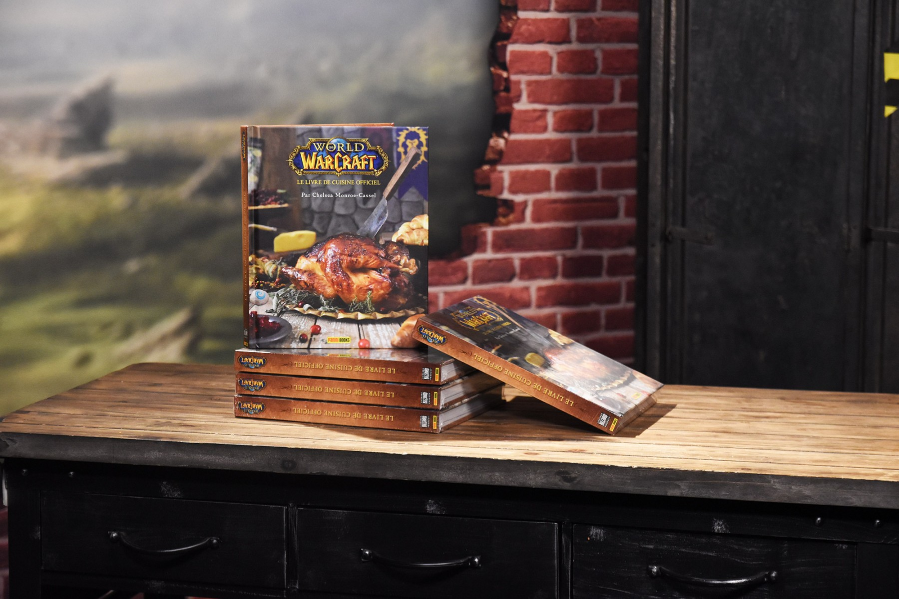World of Warcraft, le livre de cuisine officiel