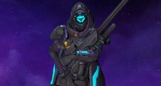 Le skin Nuhas, présent aussi dans Overwatch