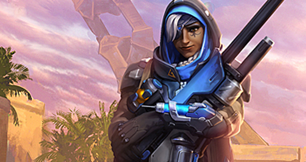 mise a jour heroes of the storm : quete d'evenement, ana amari et fonderie volskaya