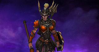 Cassia, chef de guerre d'Aranoch