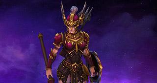 Cassia, chef de guerre des Askari