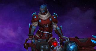 Zarya, cyber-démon restauré