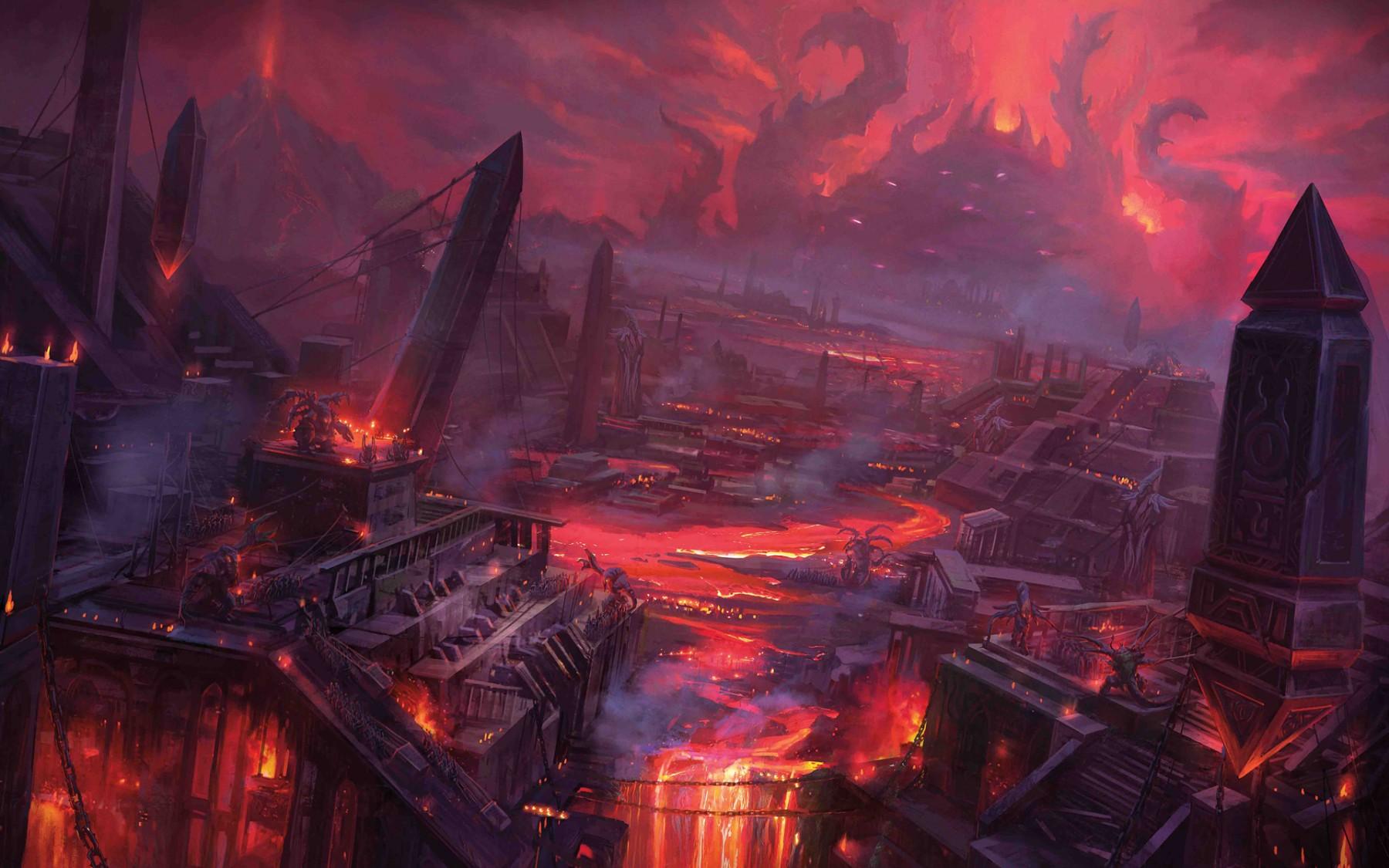 Les Dieux très anciens seront-ils au coeur de la prochaine extension de WoW ?