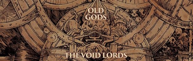 Représentation des seigneurs du Vide et des Dieux très anciens sur la carte des forces cosmiques