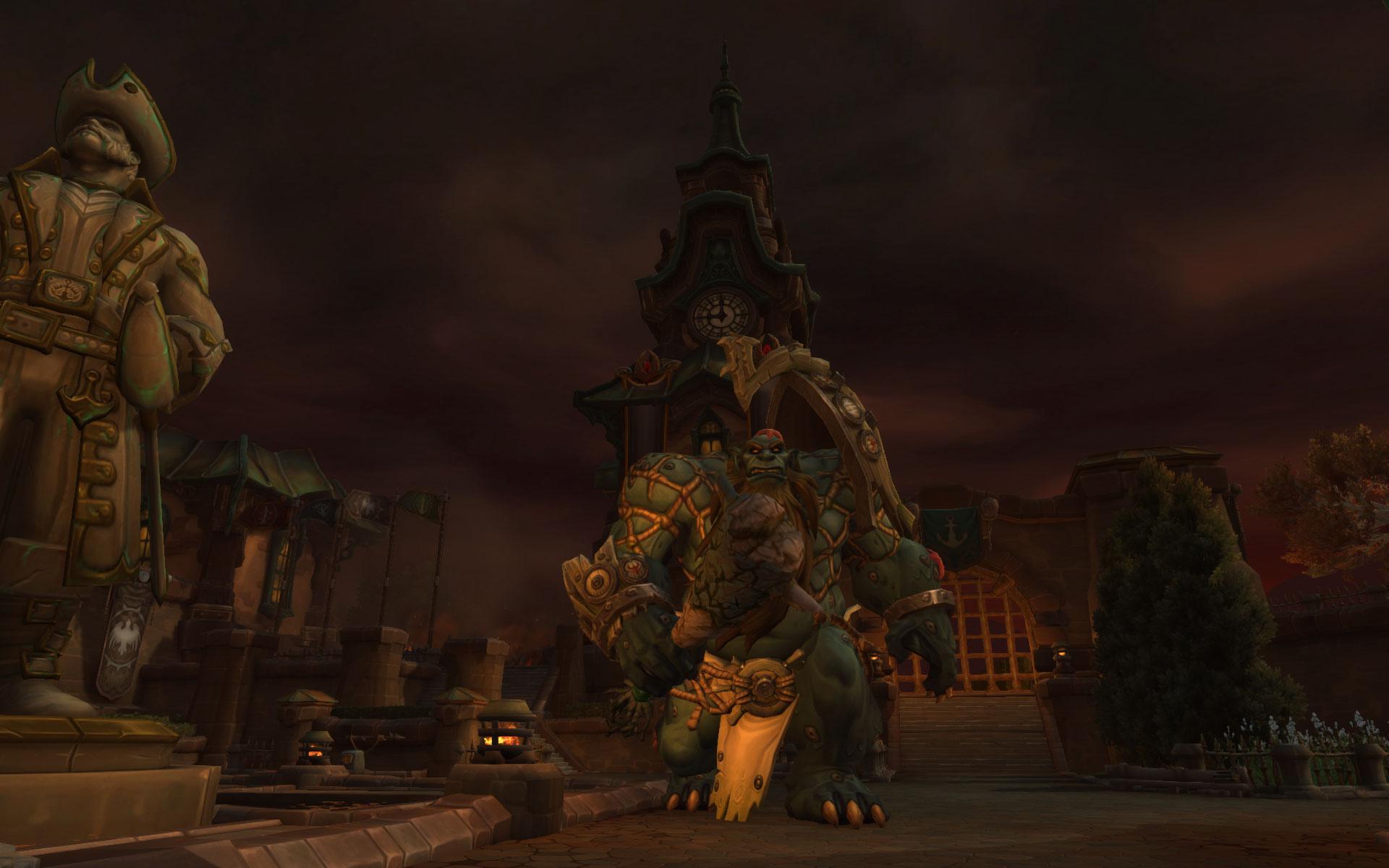 Hadal Sombrabysse utilise sa force brute et sa maîtrise des flots pour vaincre ses adversaires