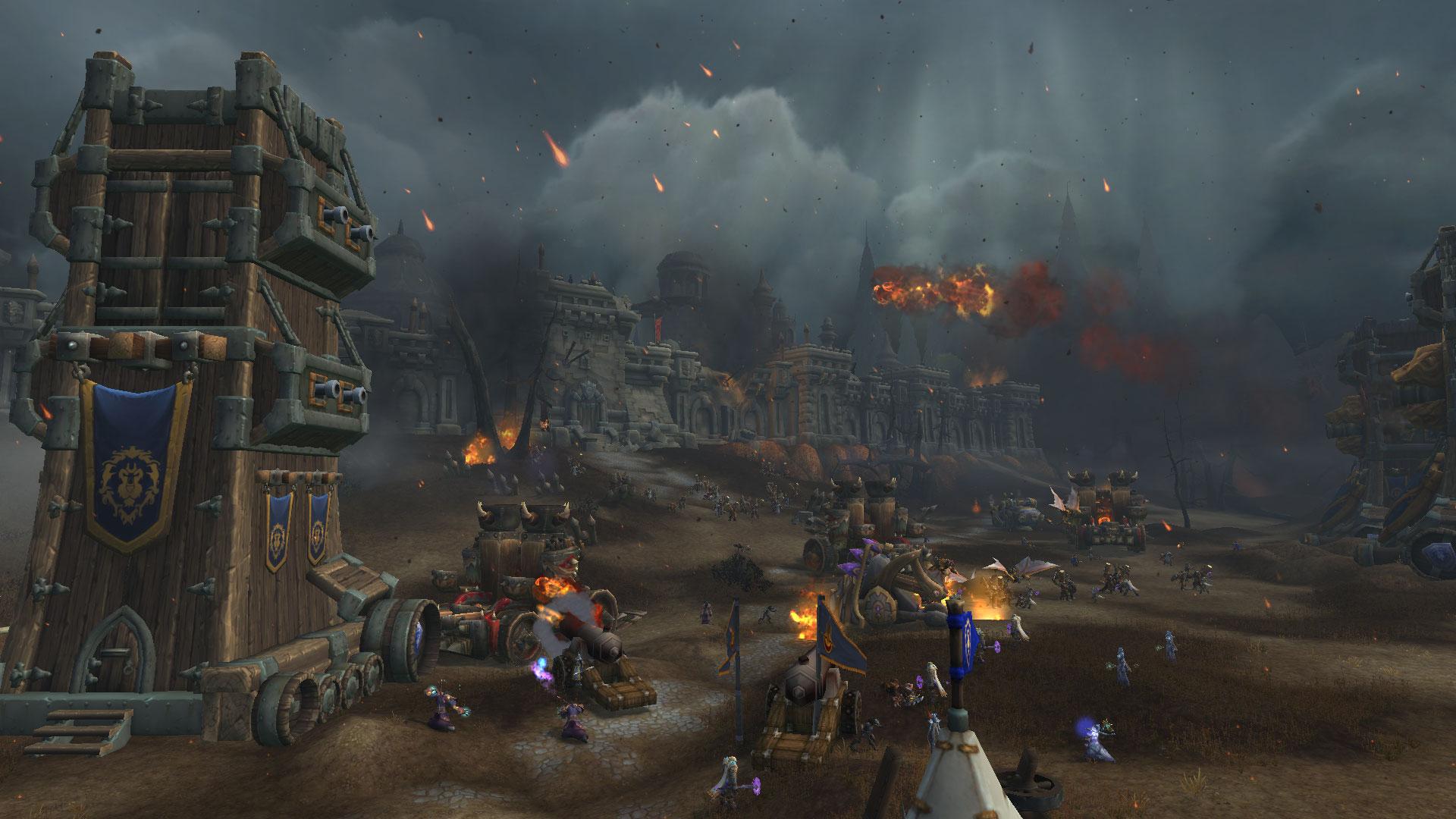 La bataille de Lordaeron est disponible le 8 août