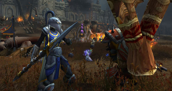 bataille de lordaeron : l'evenement sera accessible a tous