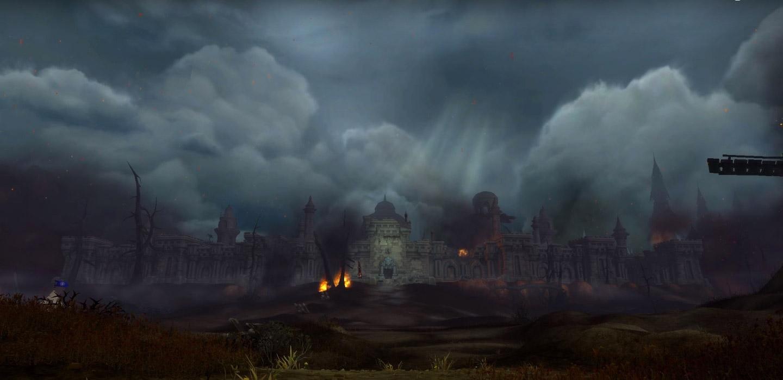 La bataille de Lordaeron est l'événement introductif de Battle for Azeroth