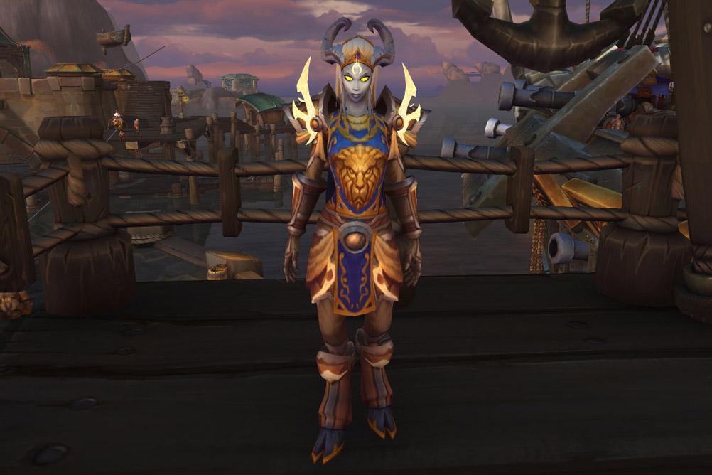 Jaelaana de la 7e Légion