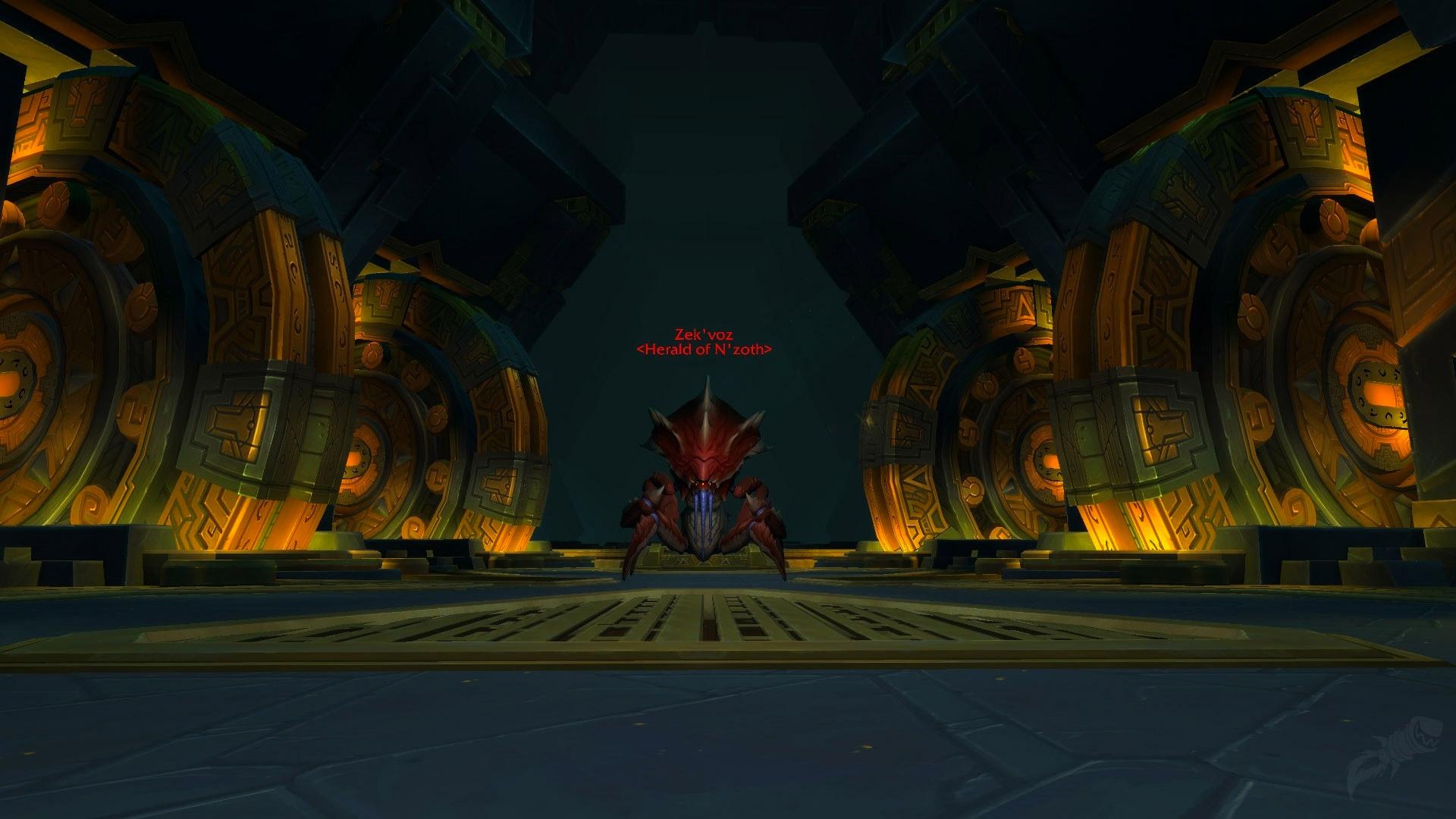 Uldir est un ancien complexe des titans corrompu par G'huun, le dieu du sang