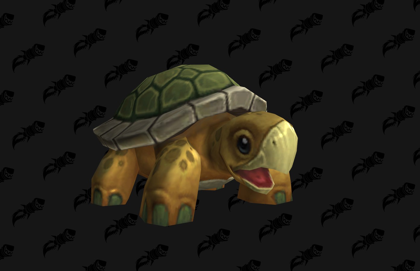 Mascotte Cou'pa de la faction Chercheurs tortollans