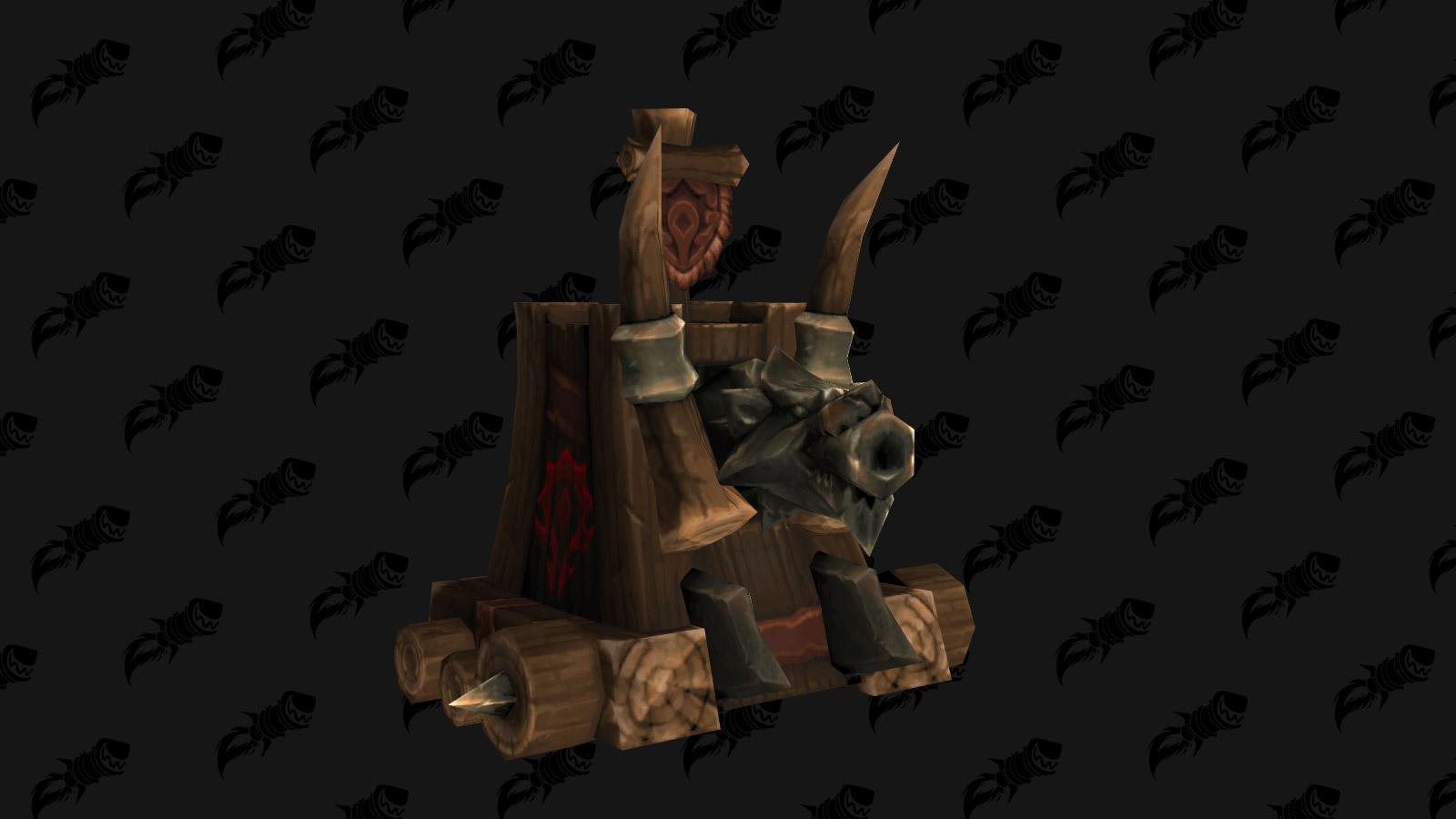 Mini machine de guerre, mascotte BFA qui s'obtient en étant révéré auprès de la Brigade de l'honneur