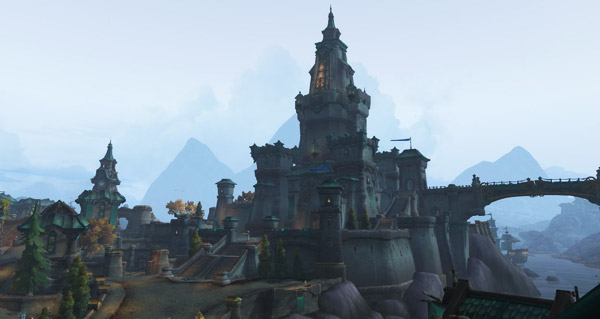 battle for azeroth : rade de tiragarde, zone de kul tiras