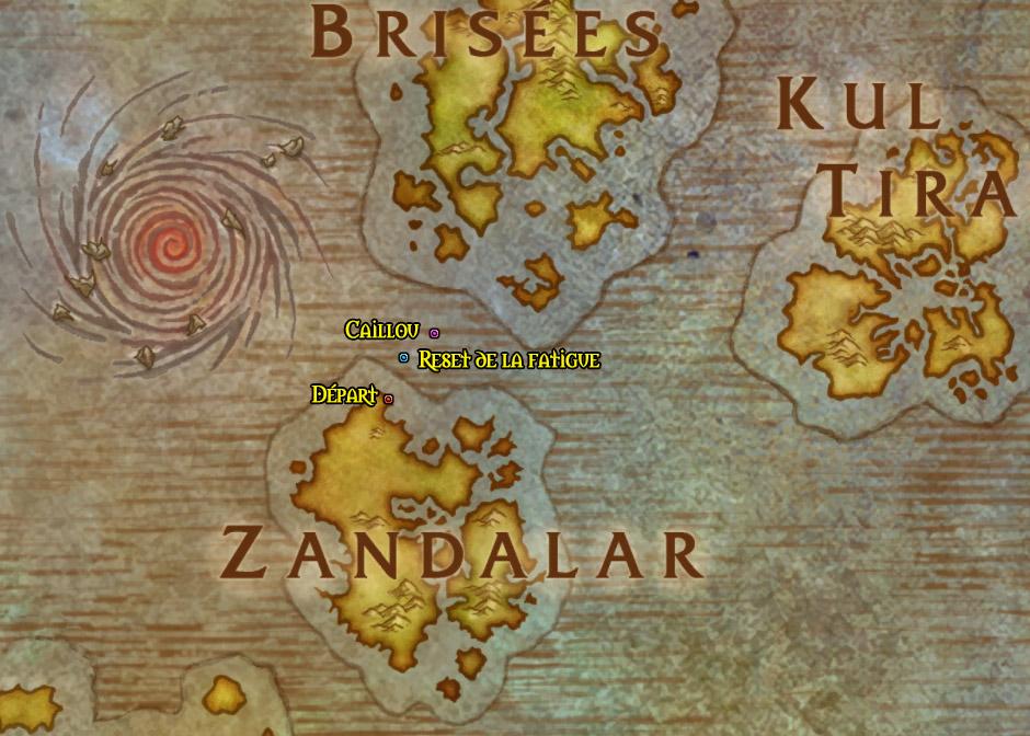 Rendez-vous au Nord de Zuldazar