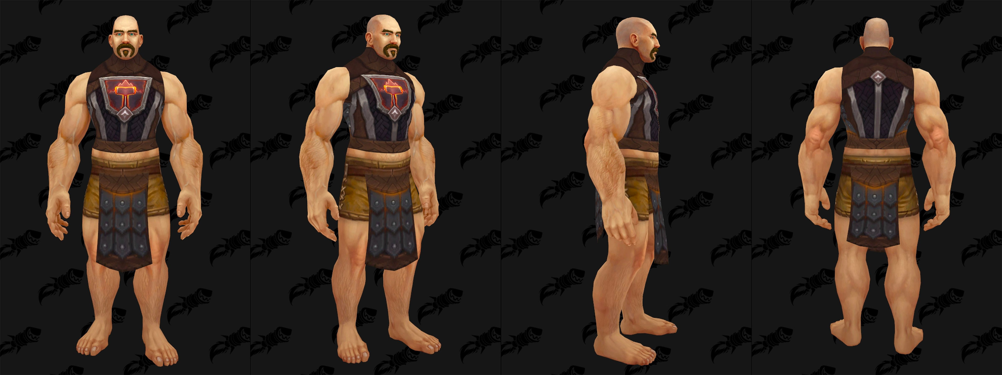 Tabard des Nains sombrefer dans Battle for Azeroth