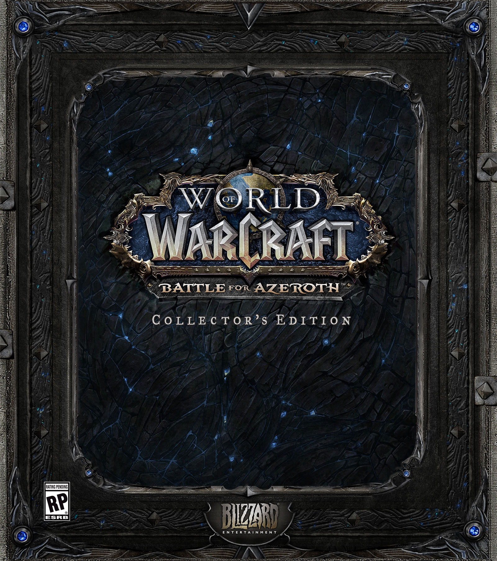 Boîte de jeu collector Battle for Azeroth