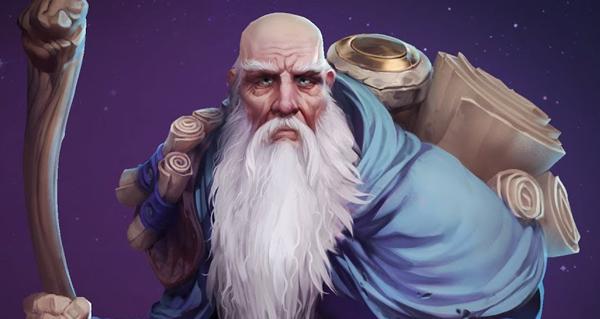 heroes of the storm : deckard cain est le prochain heros du jeu