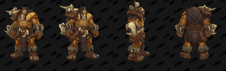 Nouveau modèle de Rexxar dans Battle for Azeroth