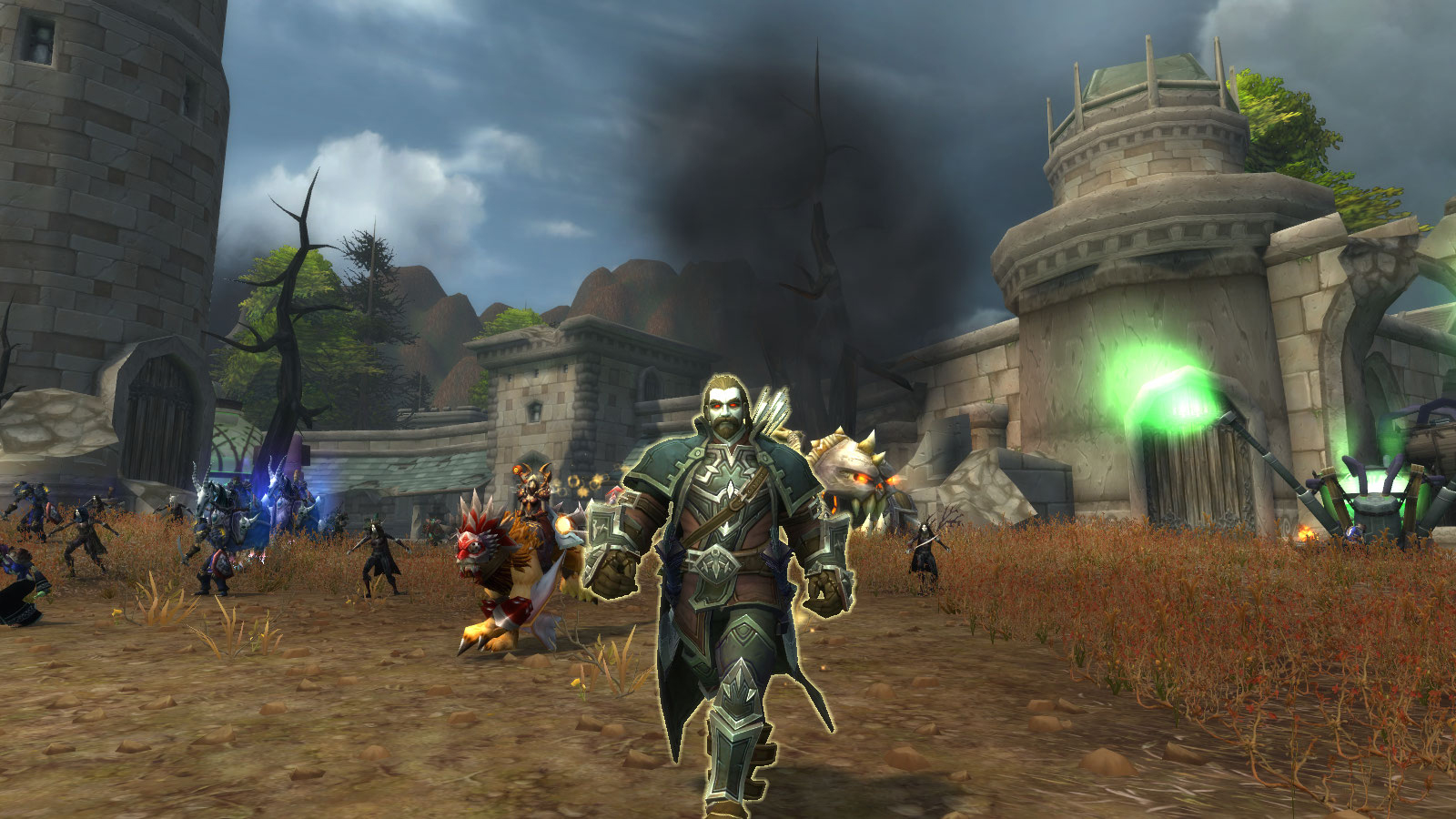 Nathanos rejoint Lor'themar