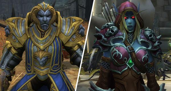 bataille pour lordaeron : les premieres images du scenario de l'alliance et de la horde (spoilers)