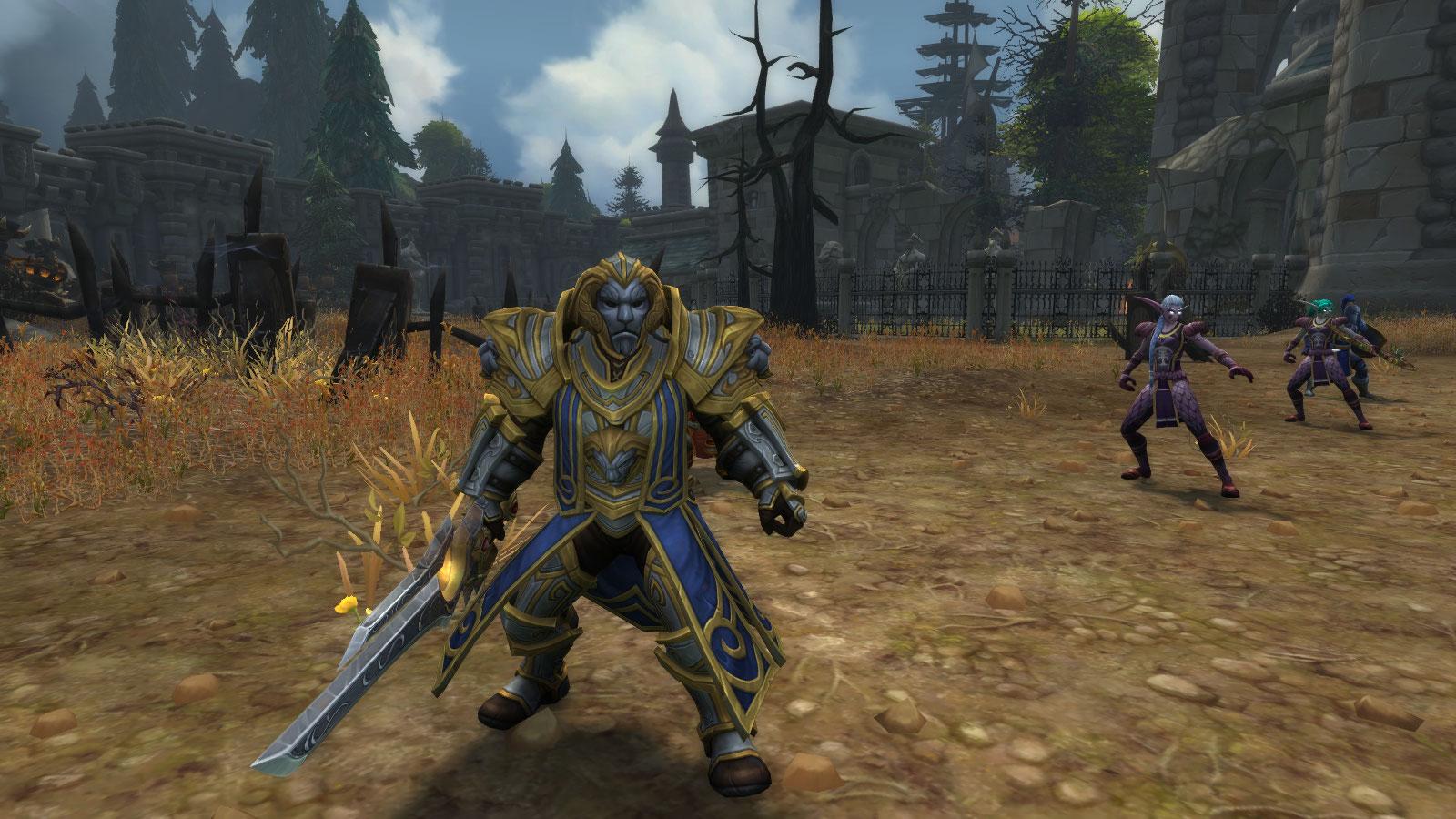 Partez affronter la Horde aux côtés du Roi Anduin dans la bataille de Lordaeron