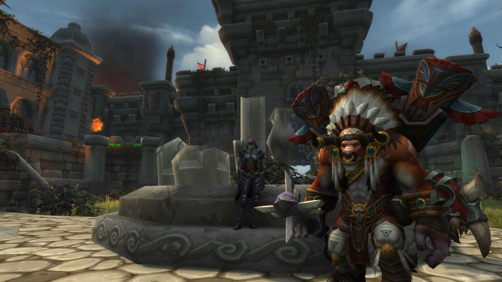 Sylvanas envoie ses troupes défendre les portes de Lordaeron