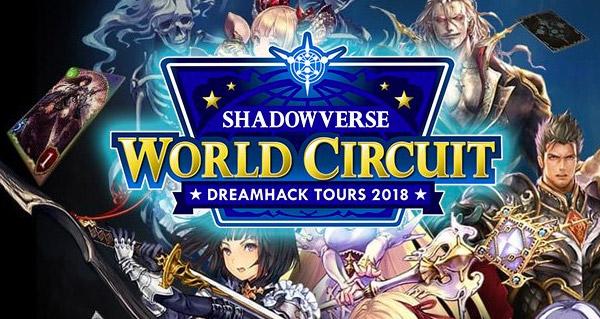 shadowverse : un grand tournoi a la dreamhack tours