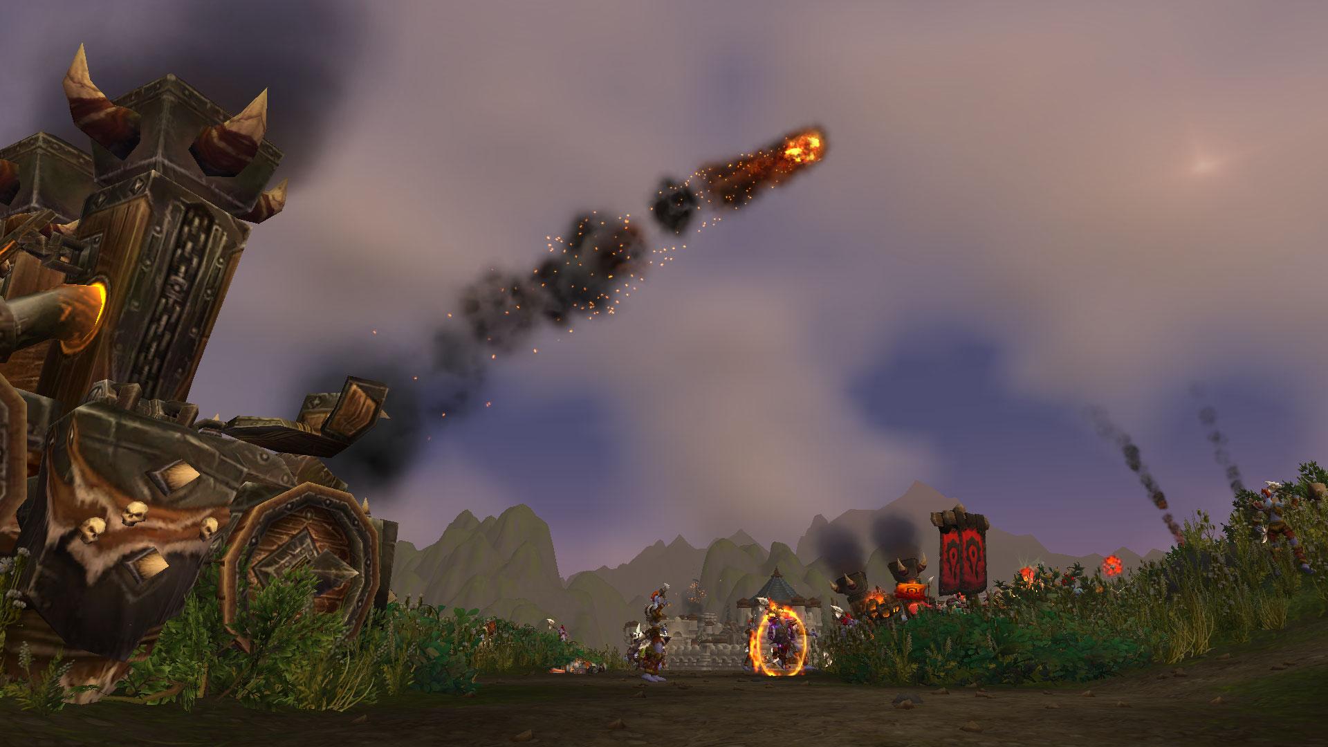 Les démolisseurs sont les seules unités capables de détruire la porte de Stromgarde