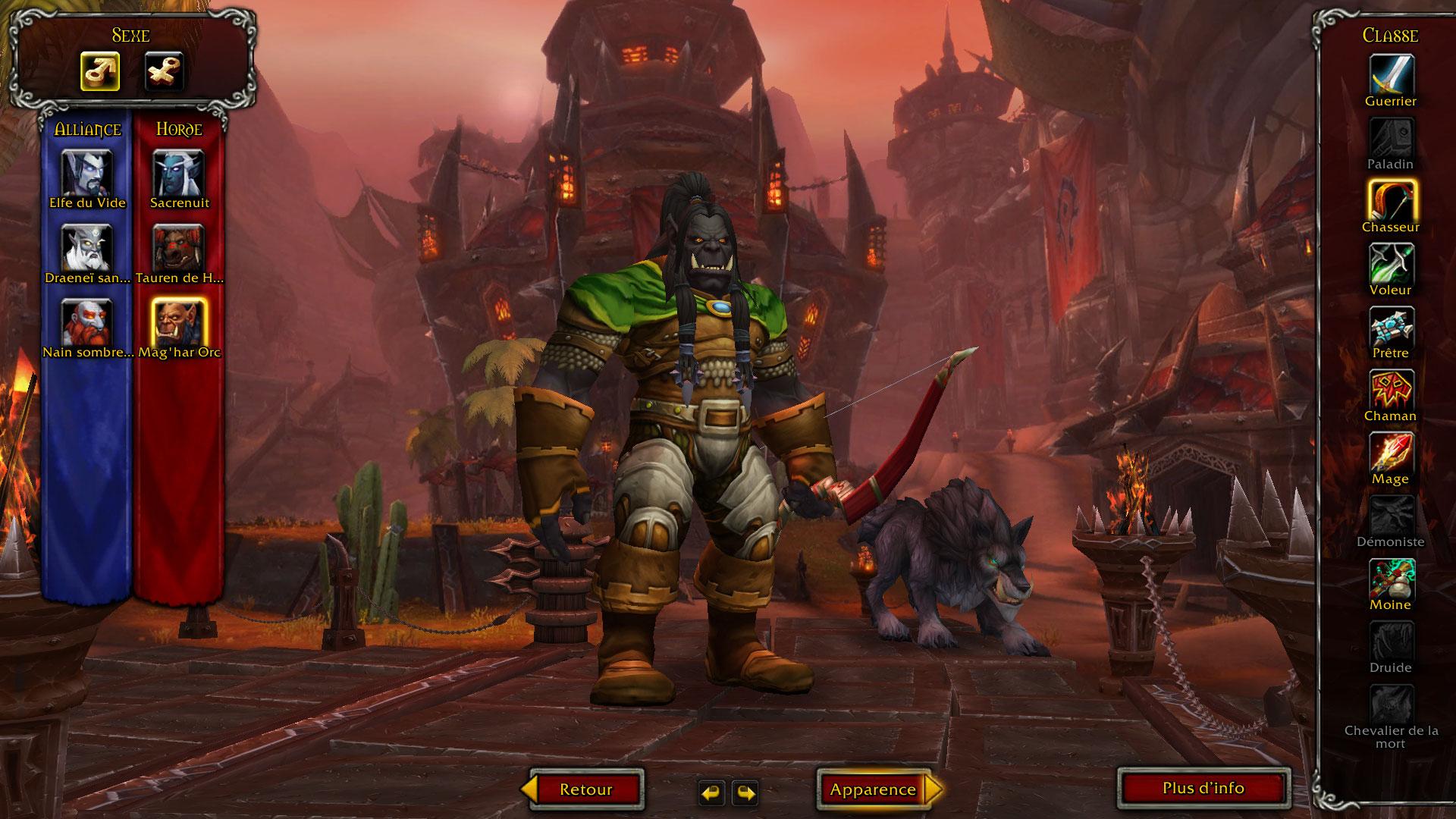 Les Orcs Mag'har sont désormais jouables sur l'alpha de Battle for Azeroth
