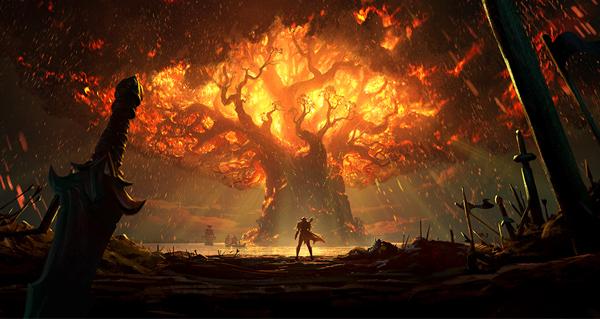 Battle for Azeroth : les premières étapes de l'attaque de Teldrassil [spoilers]