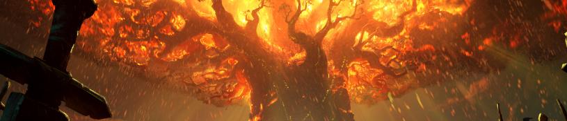L'incendie de Teldrassil