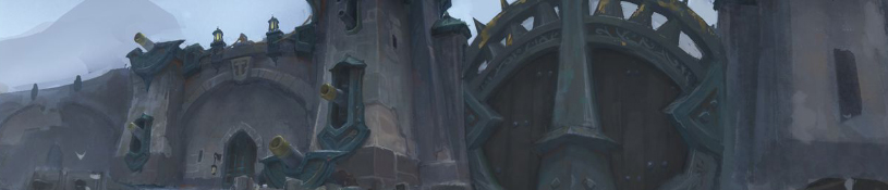 Kul Tiras, royaume de l'Alliance WoW