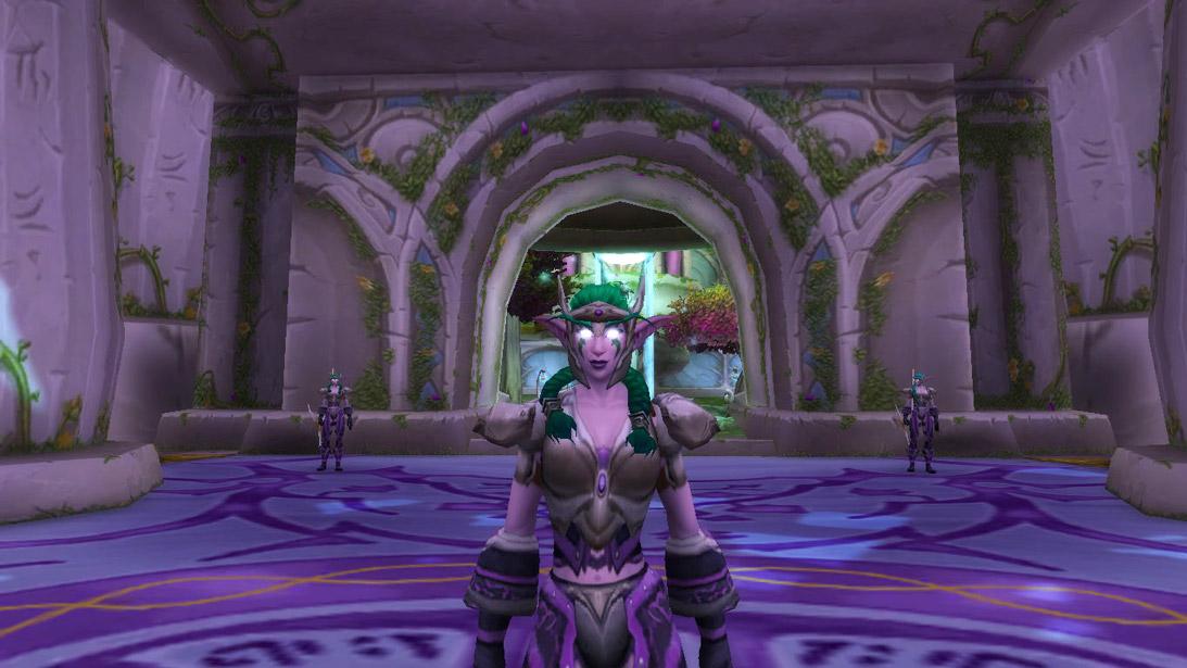 Garde de Darnassus