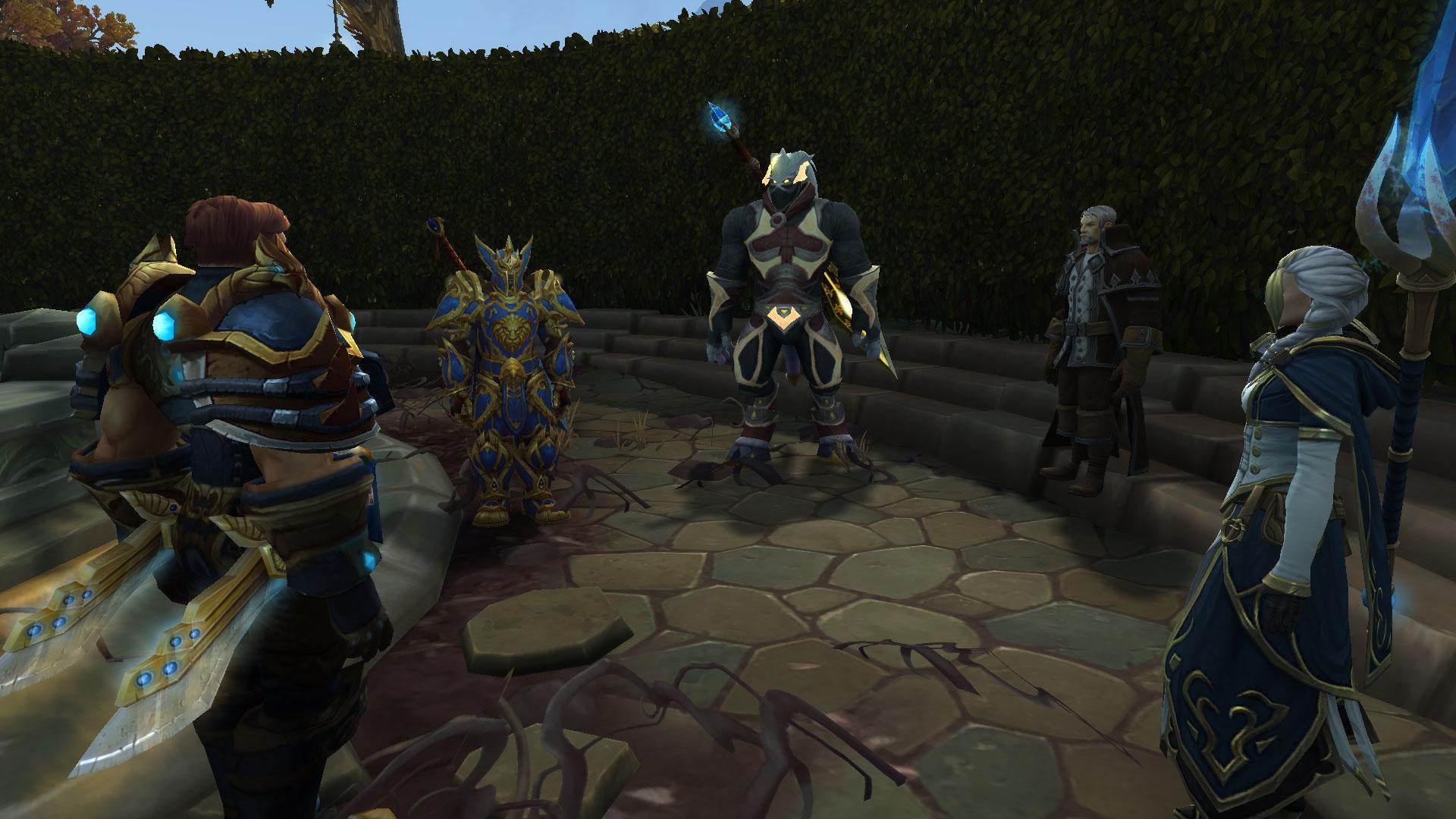L'Alliance se prépare à attaquer la Horde en Zuldazar