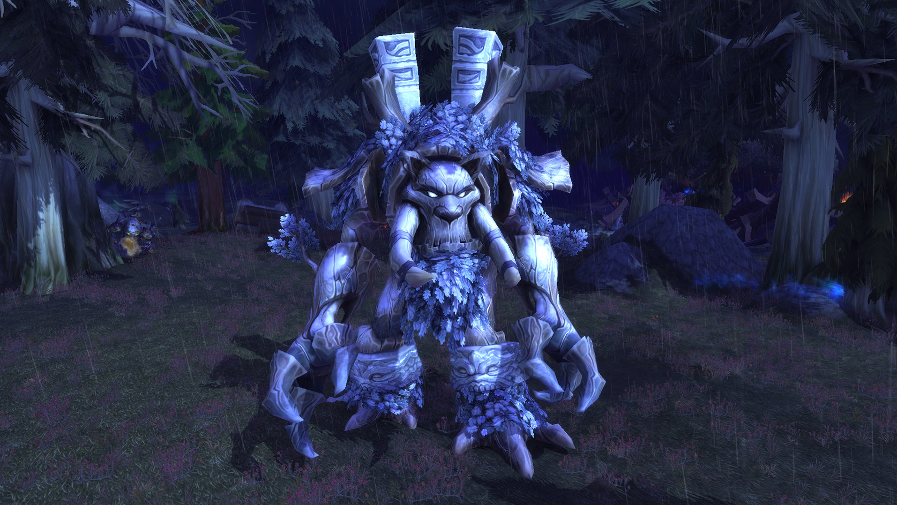 Ivus le Seigneur de la forêt