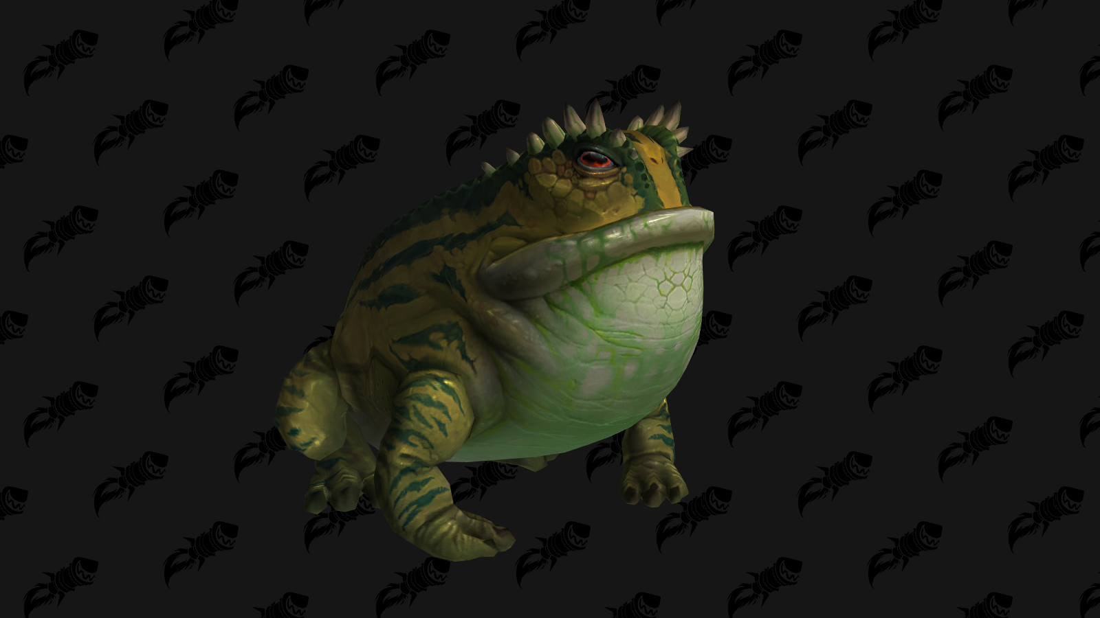 Familier crapaud de peste dans Battle for Azeroth