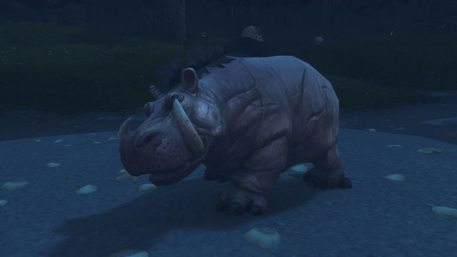Jeune Potamodonte sélécaille de Battle for Azeroth