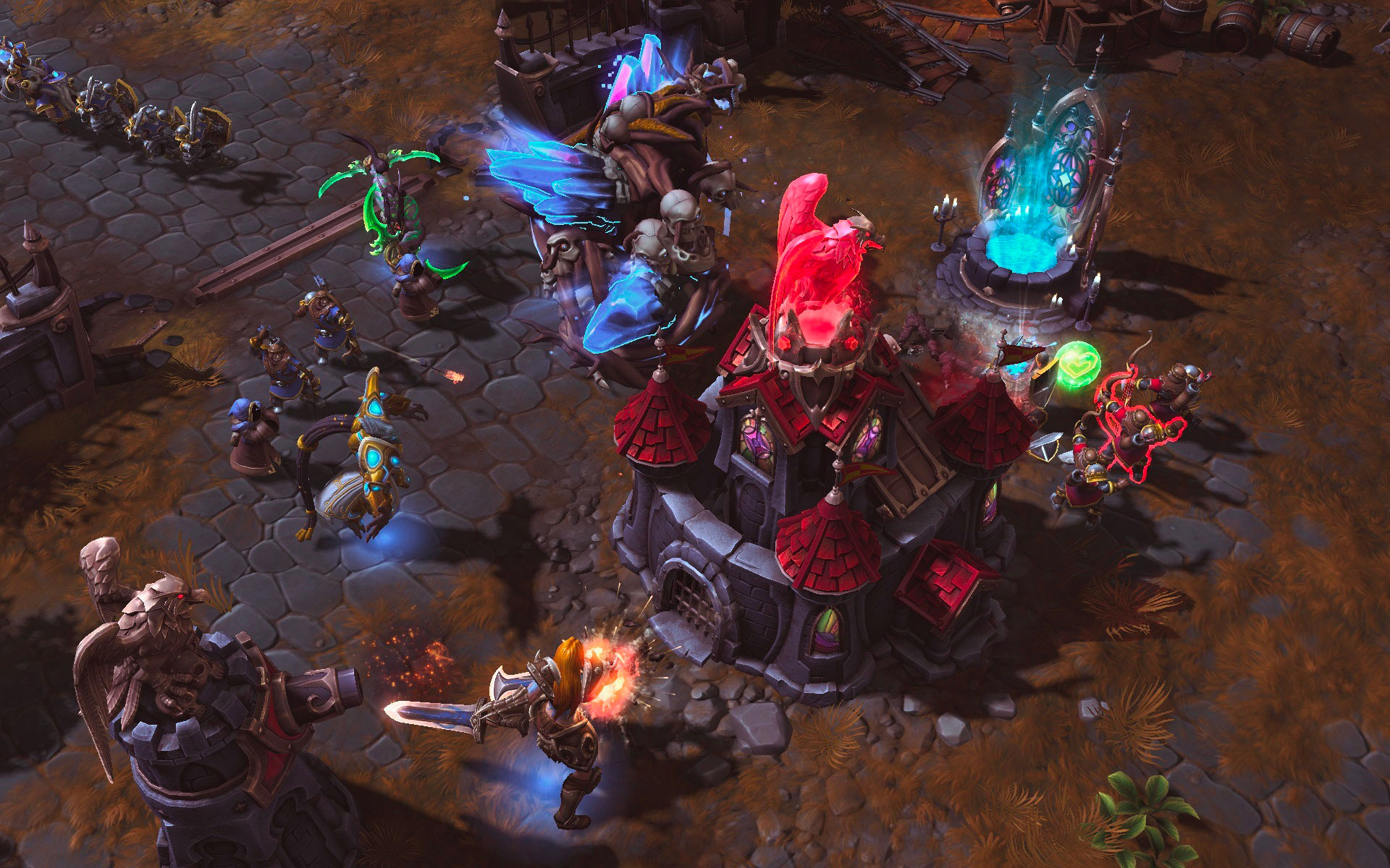 L'esport sur Heroes of the Storm tire sa révérence